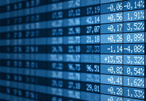 ecran de trading